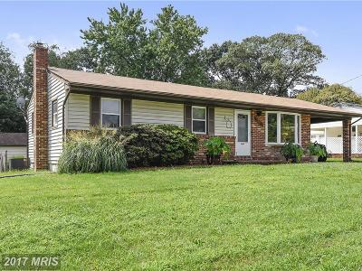 Severn MD Single Family Home For Sale: $324,900