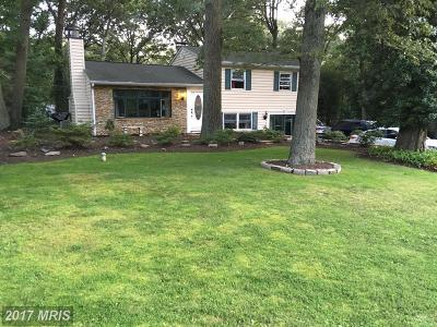 Pasadena Single Family Home For Sale: 1523 Long Point Road