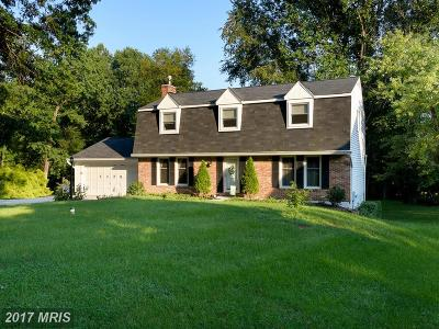 Anne Arundel Single Family Home For Sale: 1175 Goldfinch Lane