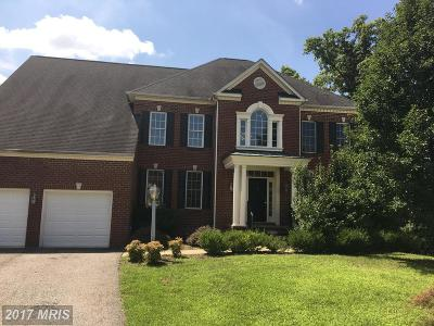Anne Arundel Single Family Home For Sale: 7907 Trotters Court