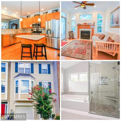 Annapolis Townhouse For Sale: 860 Stonehurst Court