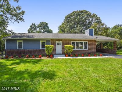 Crownsville Single Family Home For Sale: 1058 Tudor Drive