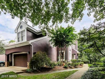 Annapolis Townhouse For Sale: 2732 Gingerview Lane