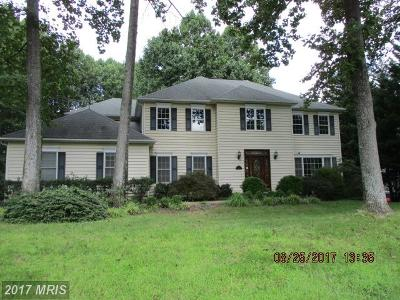 Annapolis Single Family Home For Sale: 655 Sean Drive