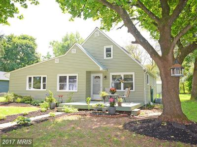 Odenton Single Family Home For Sale: 1307 Gill Street