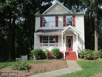 Glen Burnie MD Single Family Home For Sale: $264,900
