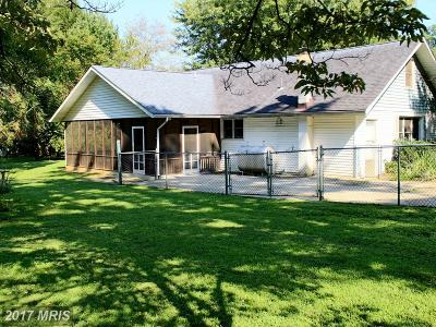 Edgewater Single Family Home For Sale: 3607 Fontron Drive