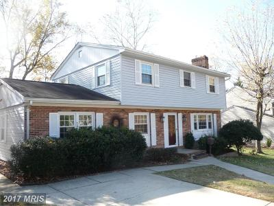 Linthicum Single Family Home For Sale: 625 Cleveland Road