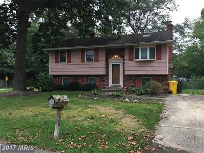 Severna Park MD Single Family Home For Sale: $289,900