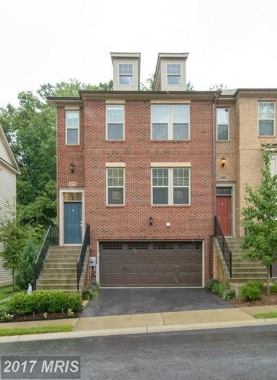 Arnold MD Townhouse For Sale: $489,900