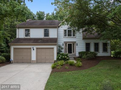 Anne Arundel Single Family Home For Sale: 8 Somerset Court