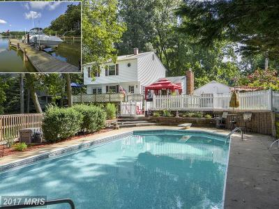 Pasadena Single Family Home For Sale: 518 Edgewater Road