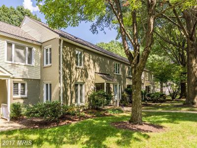 Annapolis Townhouse For Sale: 1006 Dreams Landing Way