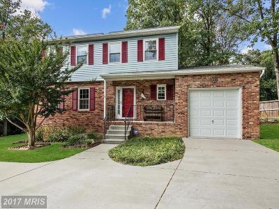 Pasadena Single Family Home For Sale: 438 Magothy Bridge Road