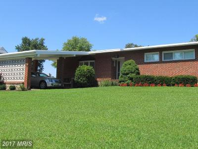 Linthicum Single Family Home For Sale: 418 Kingwood Road