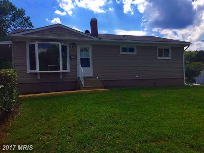 Odenton Single Family Home For Sale: 1245 Roundtop Road