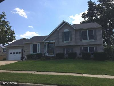Odenton Single Family Home For Sale: 820 Vacation Drive