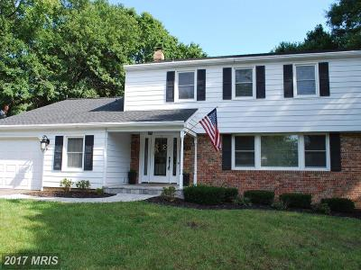 Annapolis Single Family Home For Sale: 1318 Hawkins Lane