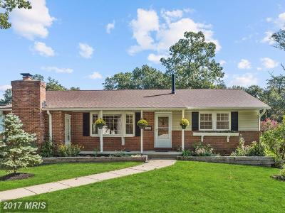 Pasadena Single Family Home For Sale: 7905 Riverside Drive