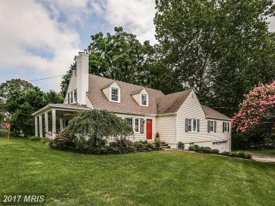 Severna Park Single Family Home For Sale: 152 Boone Trail