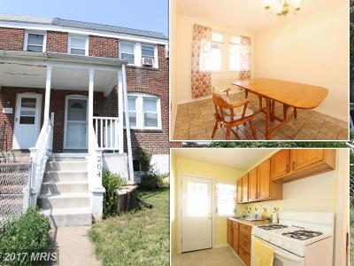 Baltimore MD Condo For Sale: $117,000