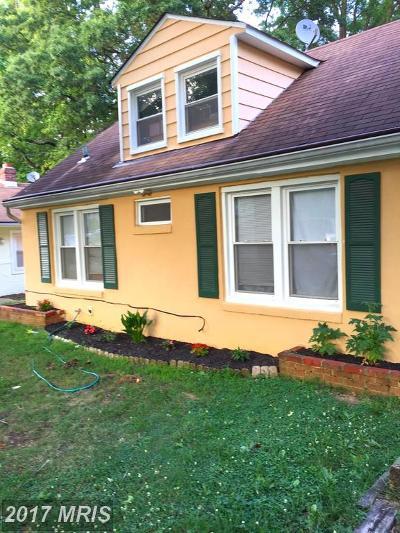 Annapolis Multi Family Home For Sale: 43 Silopanna Road