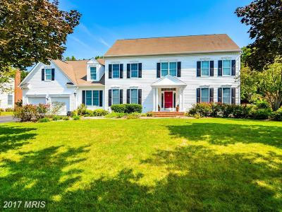 Davidsonville Single Family Home For Sale: 1321 Anglesey Drive