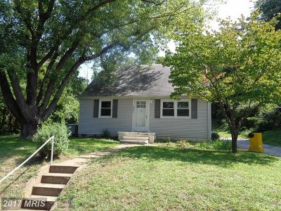 Arnold MD Single Family Home For Sale: $240,000