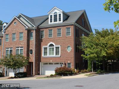 Annapolis Townhouse For Sale: 2702 Merlot Lane