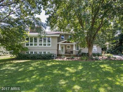 Arnold MD Single Family Home For Sale: $779,900