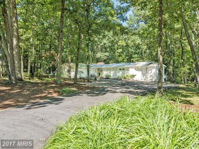 Annapolis Single Family Home For Sale: 1506 Gordon Cove Drive