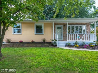 Millersville Single Family Home For Sale: 505 Old Mill Road