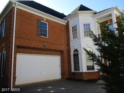Annapolis Single Family Home For Sale: 710 Banneker Lane