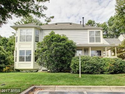 Laurel Townhouse For Sale: 3443 Lindenwood Drive