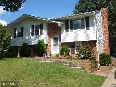 Linthicum Single Family Home For Sale: 326 Double Eagle Drive