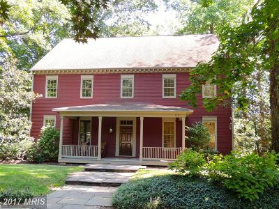 Annapolis Single Family Home For Sale: 1727 Robinhood Road
