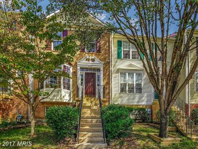 Crofton Townhouse For Sale: 2320 Montauk Drive