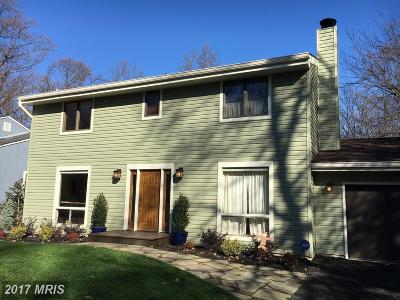Annapolis Single Family Home For Sale: 1028 Old Bay Ridge Road