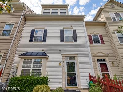 Piney Orchard, Chapel Hill Townhouse For Sale: 2732 Fresh Water Way