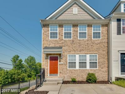 Laurel Townhouse For Sale: 3500 Fisher Hill Road