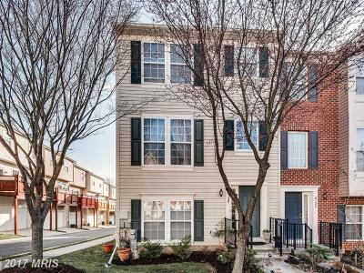 Laurel Townhouse For Sale: 8128 Shannons Alley