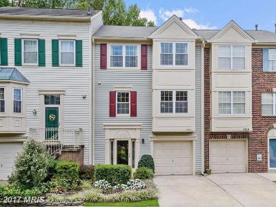 Crofton Townhouse For Sale: 2521 Smoketree Lane