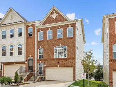 Laurel Townhouse For Sale: 8496 Winding Trail