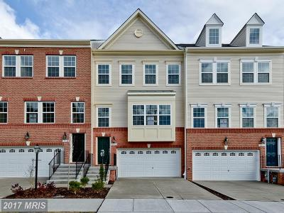 Gambrills Townhouse For Sale: 1073 Red Clover Road