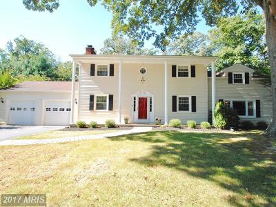 Severna Park Single Family Home For Sale: 228 Saint Ives Drive