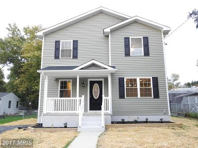 Linthicum Single Family Home For Sale: 39 Hampton Road
