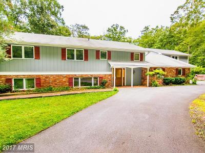 Davidsonville Single Family Home For Sale: 2545 Vale Court