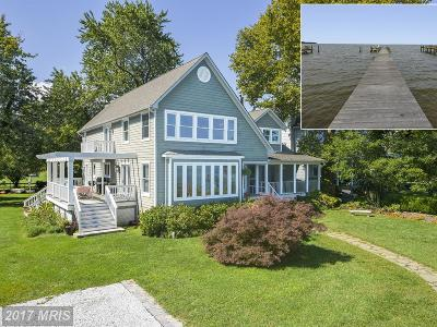 Annapolis Single Family Home For Sale: 1330 Bay Head Road