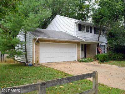 Annapolis Single Family Home For Sale: 1311 Van Buren Drive