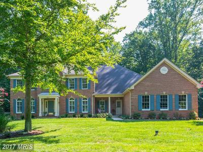 Crownsville Single Family Home For Sale: 1500 Habersham Place